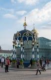 Sergiev Posad, RUSSIA-MARCH, 15, 2012 monastery Lizenzfreie Stockfotografie