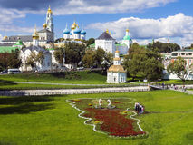 Sergiev Posad, Russia (UNESCO World Heritage) Royalty Free Stock Image