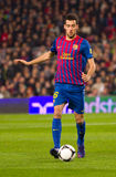 Sergio Busquets Royalty Free Stock Image