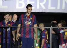 Sergio Busquets Photos stock