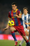 Sergio Busquets of Barcelona Stock Photography