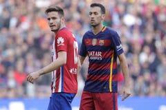 Sergio Busquets de FC Barcelona Imagenes de archivo