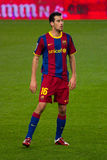 Sergio Busquets (FC Barcelona) Royalty Free Stock Photography