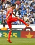 Sergio Busquets of FC Barcelona Royalty Free Stock Photo