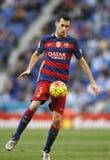 Sergio Busquets of FC Barcelona Stock Image