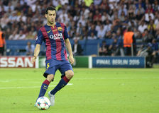 Sergio Busquets Stock Images