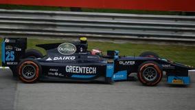 Sergio Campana 2014 GP2 series Monza Imagen de archivo