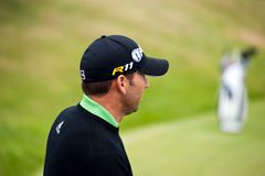 Sergio Garcia  at the 2011 open Stock Photography