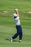 Sergio Garcia in Thailand Golf Championship 2015 Stock Photography