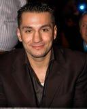 Sergio Mora, pugilista profissional Imagens de Stock