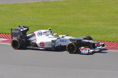 Sergio Perez in 2012 F1 Canadian Grand Prix Stock Photos