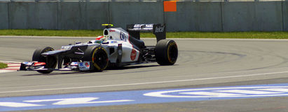 Sergio Perez Royalty Free Stock Images