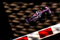 Sergio Perez, SportPesa Racing Point F1 Team, UAE, 2019