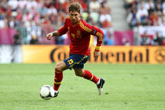Sergio Ramos Royalty Free Stock Photos