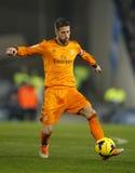Sergio Ramos del Real Madrid Fotos de archivo libres de regalías