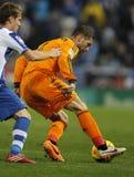 Sergio Ramos del Real Madrid Foto de archivo