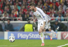 SERGIO RAMOS Royalty Free Stock Photography