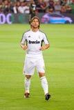 Sergio Ramos of Real Madrid Royalty Free Stock Photos