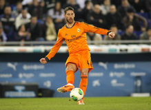 Sergio Ramos of Real Madrid Stock Images