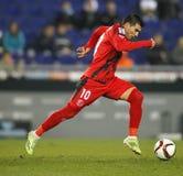 Sergio Rico av Sevilla FC Arkivbild