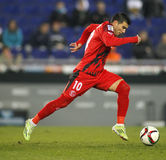 Sergio Rico de Sevilla FC Fotografía de archivo