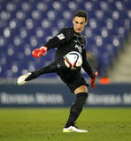 Sergio Rico von Sevilla FC Lizenzfreie Stockfotografie