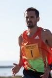 Sergiu Ciobanu, νικητής Στοκ Εικόνες