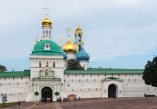 Sergius Lavra. Russia Royalty Free Stock Images