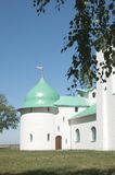 Sergiy Radonezhskiy church on Kulikovo field Royalty Free Stock Image