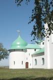 Sergiy Radonezhskiy church on Kulikovo field Royalty Free Stock Image
