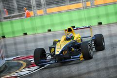 seri 2011 pasin lathouras jk Азии участвуя в гонке Стоковая Фотография RF