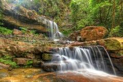 Seri Mahkota Endau Rompin Pahang waterfall Stock Images