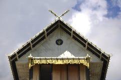 Seri Menanti Royal Museum in Sri Menanti Royalty Free Stock Photo
