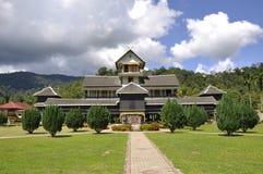Seri Menanti Royal Museum in Sri Menanti Stock Photos