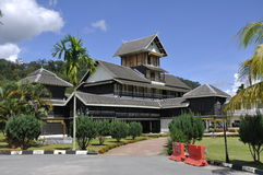 Seri Menanti Royal Museum in Sri Menanti Stock Image