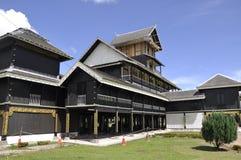 Seri Menanti Royal Museum in Sri Menanti Stock Images