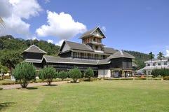 Seri Menanti Royal Museum in Sri Menanti Royalty Free Stock Images