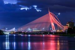 Seri Wawasan Bridge Fotografía de archivo