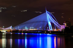Seri Wawasan Bridge Stock Photography