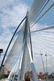 The Seri Wawasan Bridge Stock Photography