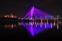 Seri Wawasan most Zdjęcia Royalty Free