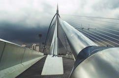 Seri Wawasan most Putrajaya, Malezja Zdjęcie Stock