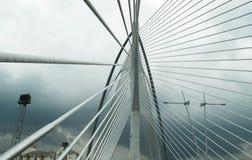 Seri Wawasan most Putrajaya, Malezja Zdjęcie Royalty Free