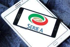 Seria логотип Стоковые Фотографии RF