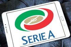 Seria логотип Стоковая Фотография
