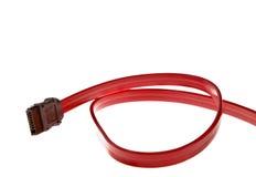 Serial ATA cable Stock Photo