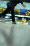 Serie 01 del bowling Imagenes de archivo