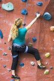 Serie A 01 di scalata di roccia di Khole Immagini Stock Libere da Diritti