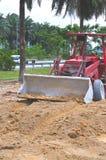 Serie 1 del lavoro dello scavo Fotografie Stock