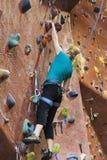 Serie A 12 di scalata di roccia di Khole Fotografie Stock